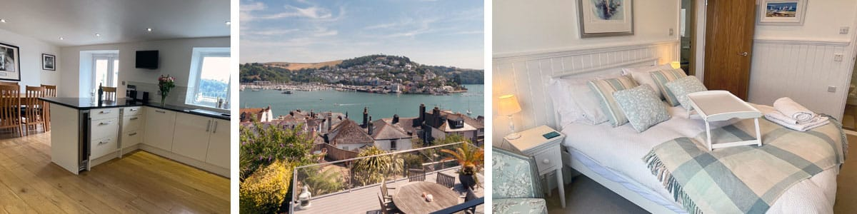 Kittiwake, Dartmouth holiday rental