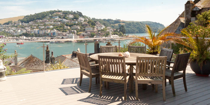 Kittiwake, Dartmouth - holiday home